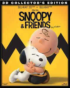 Snoopy & Friends. Il film dei Peanuts 3D (Blu-ray + Blu-ray 3D) di Steve Martino