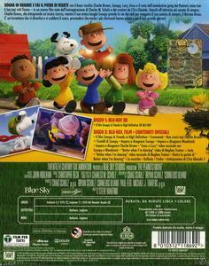 Snoopy & Friends. Il film dei Peanuts 3D (Blu-ray + Blu-ray 3D) di Steve Martino - 2