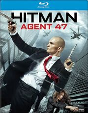Film Hitman. Agent 47 Aleksander Bach