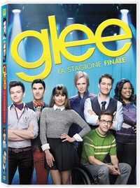 Cover Dvd Glee. Stagione 6 (DVD)