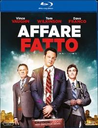 Cover Dvd Affare fatto (Blu-ray)