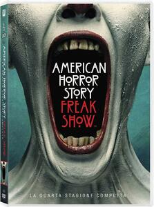 American Horror Story. Stagione 4 (4 DVD) - DVD