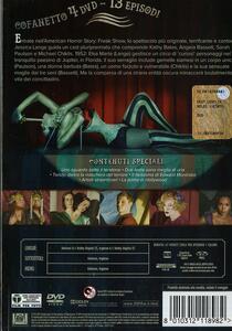 American Horror Story. Stagione 4 (4 DVD) - DVD - 2