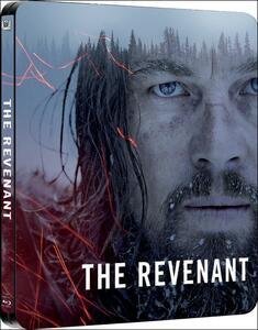 Revenant. Redivivo (Steelbook) di Alejandro González Iñárritu - Blu-ray