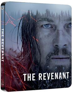 Revenant. Redivivo (Steelbook) di Alejandro González Iñárritu - Blu-ray - 2