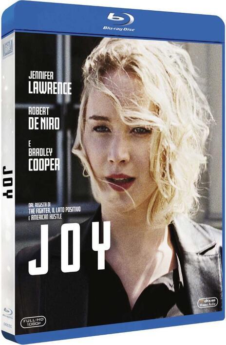 Joy di David O. Russell - Blu-ray