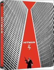 Film Hitman. Agent 47 (Steelbook) Aleksander Bach
