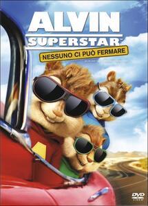 Alvin Superstar. Nessuno ci può fermare di Walt Becker - DVD