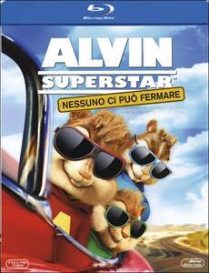 Alvin Superstar. Nessuno ci può fermare di Walt Becker - Blu-ray