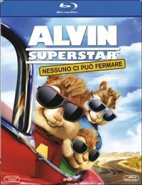 Cover Dvd Alvin Superstar. Nessuno ci può fermare (Blu-ray)
