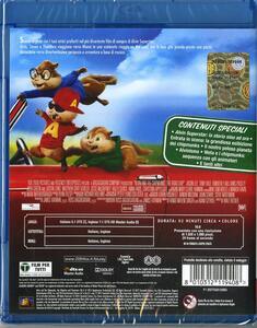Alvin Superstar. Nessuno ci può fermare di Walt Becker - Blu-ray - 2