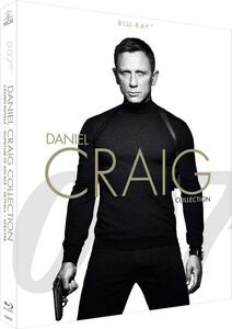 Daniel Craig Collection. 007 (4 Blu-ray) di Martin Campbell,Marc Forster,Sam Mendes