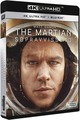Cover Dvd DVD Sopravvissuto - The Martian