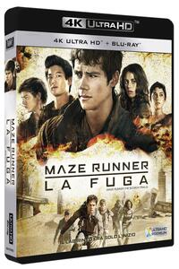 Maze Runner. La fuga (Blu-ray + Blu-ray 4K Ultra HD) di Wes Ball - 2