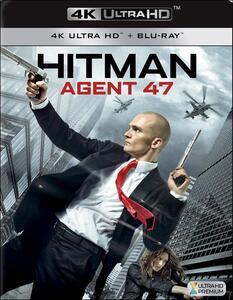 Hitman. Agent 47 (Blu-ray + Blu-ray 4K Ultra HD) di Aleksander Bach