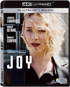 Joy (Blu-ray + Blu-ray 4K Ultra HD) di David O. Russell