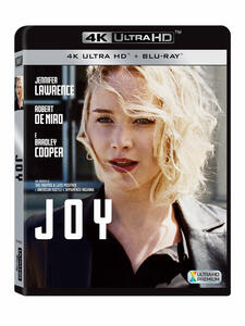 Joy (Blu-ray + Blu-ray 4K Ultra HD) di David O. Russell - 2