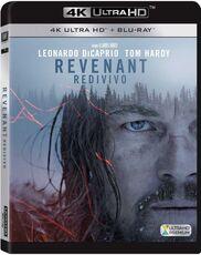 Film Revenant. Redivivo (Blu-ray + Blu-ray 4K Ultra HD) Alejandro González Iñárritu