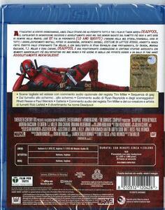 Deadpool (Blu-ray) - film di Tim Miller - Blu-ray - 2