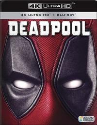 Cover Dvd Deadpool (Blu-ray)