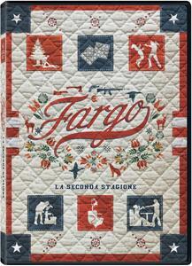 Fargo. Stagione 2. Serie TV ita (4 DVD) - DVD