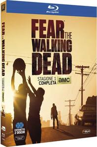 Fear the Walking Dead. Stagione 1. Serie TV ita (2 Blu-ray) - Blu-ray