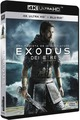 Cover Dvd DVD Exodus - Dei e Re