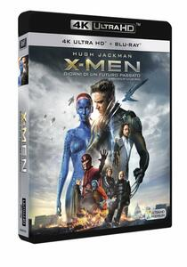 X-Men. Giorni di un futuro passato (Blu-ray + Blu-ray 4K Ultra HD) di Bryan Singer