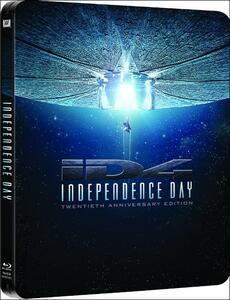 Independence Day. Ed. rimasterizzata (2 Blu-ray) di Roland Emmerich