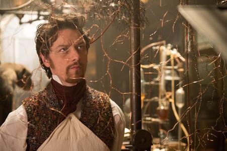 Victor. La storia segreta del Dottor Frankenstein di Paul McGuigan - Blu-ray - 2