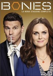 Bones. Stagione 9 (Serie TV ita) (6 DVD) - DVD