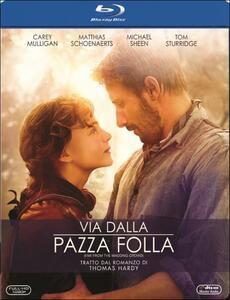 Via dalla pazza folla di Thomas Vinterberg - Blu-ray