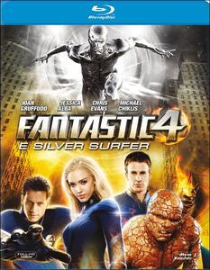 I Fantastici 4 e Silver Surfer di Tim Story - Blu-ray