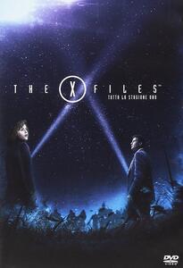 X Files. Stagione 1. Serie TV ita (7 DVD) - DVD