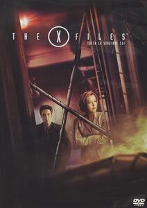 X Files. Stagione 6. Serie TV ita (6 DVD) - DVD