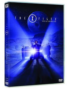 X Files. Stagione 8. Serie TV ita (6 DVD) - DVD