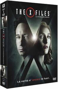 X Files. La stagione evento. Serie TV ita (3 DVD) - DVD
