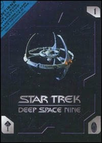 Locandina Star Trek: Deep Space Nine - Stagione 1