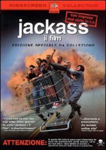 Jackass. Il film di Jeff Tremaine - DVD