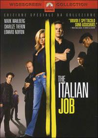 Cover Dvd The Italian Job