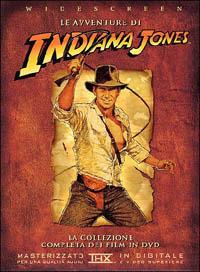 Locandina Indiana Jones