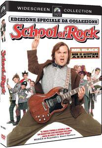 School of Rock di Richard Linklater - DVD