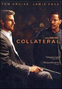 Collateral di Michael Mann - DVD