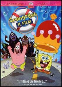 SpongeBob. Il film di Stephen Hillenburg - DVD