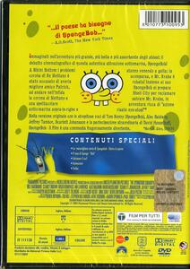 SpongeBob. Il film di Stephen Hillenburg - DVD - 2