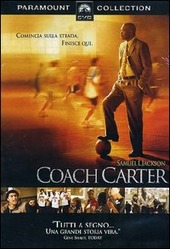 Copertina  Coach Carter [DVD]