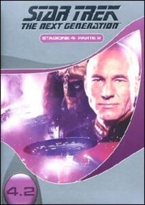 Star Trek. The Next Generation. Stagione 4. Parte 2 (4 DVD) - DVD
