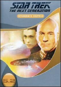 Star Trek. The Next Generation. Stagione 5. Parte 2 (4 DVD) - DVD