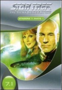 Star Trek. The Next Generation. Stagione 7. Parte 1 (3 DVD) - DVD