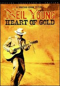 Neil Young. Heart of Gold (2 DVD) di Jonathan Demme - DVD